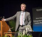 BBDO CEO John Osborn at Appalachian State University