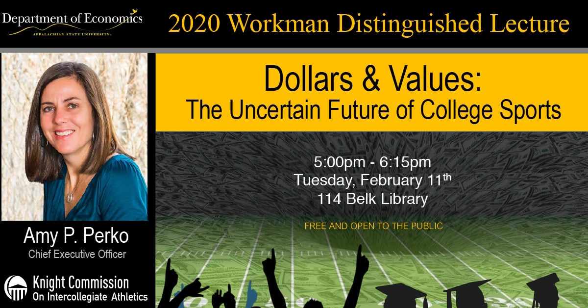 2020 Workman Lecture